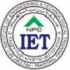 NFC Institute of Engineering and Technological Training (IET) Multan
